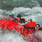 Great Northern Rafting - Scenic & Whitewater