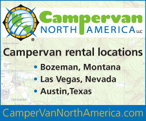 Campervan North America : Campervan Rentals.