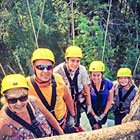 Glacier Zipline Co. - Fun Family Ziplining