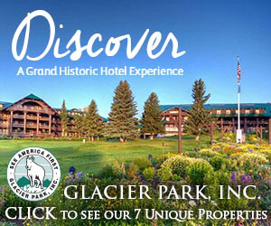 The Properties of Glacier Park, Inc. - With 7 lodging properties including Glacier Park Lodge, Prince of Wales Hotel and St. Mary Lodge & Resort, located in nearly every corner of Glacier National Park & deep roots in Montana, Glacier Park, Inc. will make your dream Glacier vacation a reality.