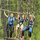 Glacier Highline - Ropes & Ziplines