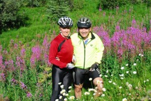 Bicycle Adventures - 4 Day biking around Glacier :: Offered July 17, August 7 and August 28, our all-inclusive adventures take you on the most scenic routes throughout Whitefish, West and East Glacier Park, MT. Gorgeous scenery