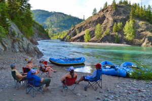 Summer Family Fun - all at one LOCATION : Specializing in daily & overnight raft trips, guided hikes into the Park, guided fly fishing trips and horseback/raft combos, make Glacier Guides the #1 source of Glacier fun.