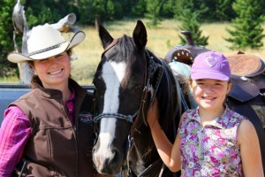 JJJ Wilderness Ranch - family ranch vacations