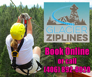 Glacier Ziplines - overlooking Flathead River : We are a fun and interactive zipline canopy tour featuring 9 zip-lines including a sky bridge-and-line that stretches from our 80-foot tower to a platform 720 feet away.