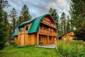 Moss Mountain Inn - year-round home rental
