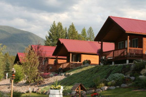 Glaciers' Mountain Resort - best value in cabins