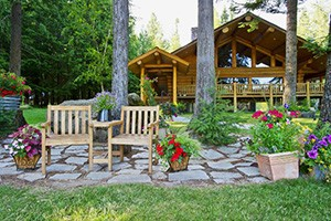 Western Pleasure Guest Ranch - in Sand Point, ID