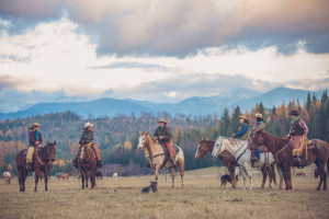 Western Pleasure Guest Ranch - in Sandpoint, ID