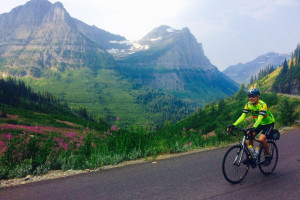 National Park BIKING TOURS | Timberline Adventures :: Fully supported tours to the heights of Glacier and Waterton Lakes National Parks.  Committed to adventure for over 35 years – we know adventure!