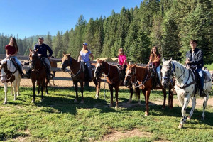 Bar W Ranch - horseback trail rides or equestrian