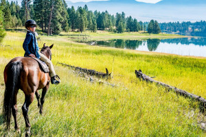 Bar W Guest Ranch - summer family packages