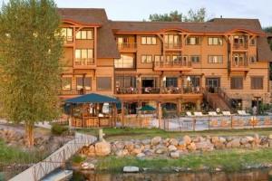 Lodge at Whitefish Lake - lakefront condominiums