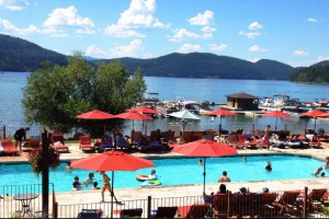 Lodge at Whitefish Lake - summer packages
