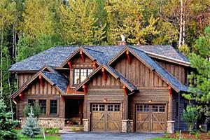 Lodge at Whitefish Lake - lakefront luxury