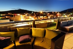 The Firebrand Hotel - awesome downtown views