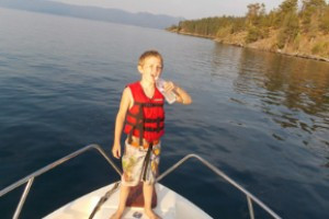 Wildhorse Express - Kid Friendly Boat Tours