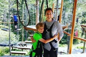 Glacier Highline Aerial Zipline Park