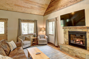 North Forty Resort - new luxury cabin