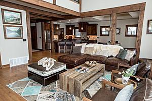 Lodge at Whitefish Lake - Lodge suites
