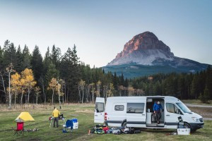 Perfect Rental RVs for Glacier | Campervan