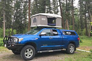 Paradise Overland – Montana 4x4 Camping Rentals