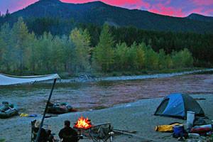 Glacier Raft Company - gear rentals