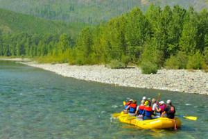 GO Glacier Pass - 10% Off Scenic Float Trips