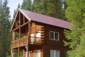 Bar W Ranch - Exquisite Cabins in Whitefish