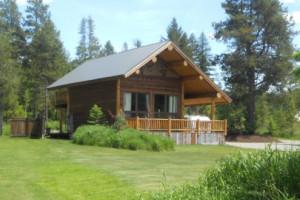 Glacier Highline - Cabin & Suite rentals