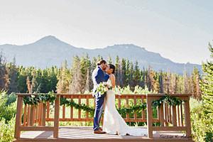 Summit Mountain Lodge - Weddings in Nature