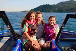 Whitefish Marine | Kids love watersports