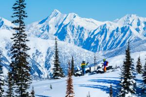 Swan Mountain - Snowmobile Tours & Rentals