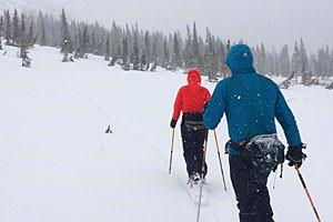 Glacier Adventure Guides - XC Ski Touring