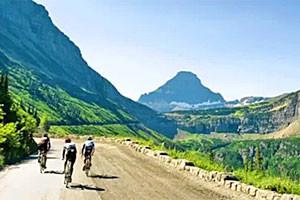 Glacier Outfitters - bike rentals inside Glacier