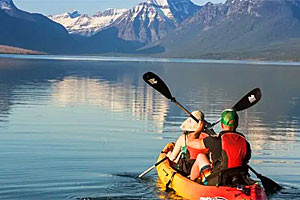 Glacier Outfitters - SUP and Kayak rentals