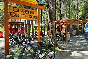 Glacier Outfitters - outfitters of family fun