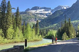Whitefish Bike Retreat - custom shuttles to Park