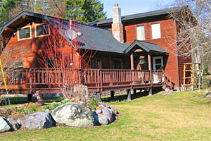 Bailey's Bed n' Bale - Vacation Home Rental for 8
