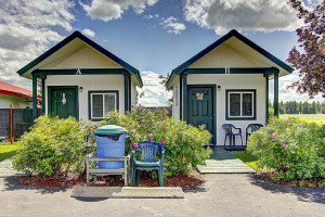 Glacier Peaks RV Park & Cabins - Pets OK