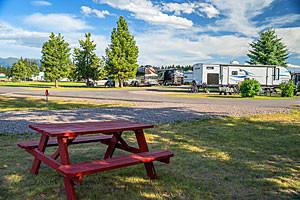Mountain View RV Park - pet friendly RV park