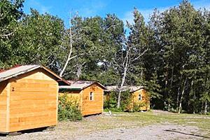Glacier Elkhorn Cabins