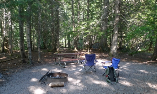 Avalanche Campground