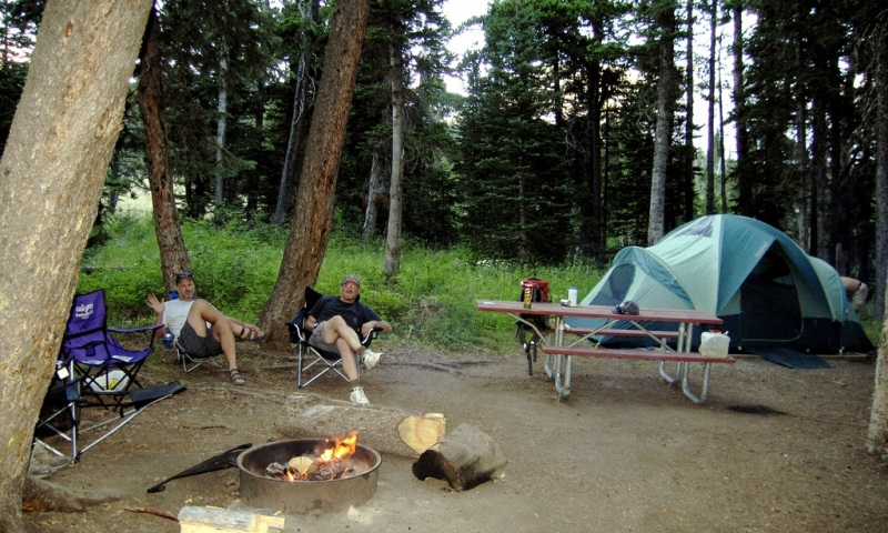 Cut Bank Campground, Glacier National Park - AllTrips