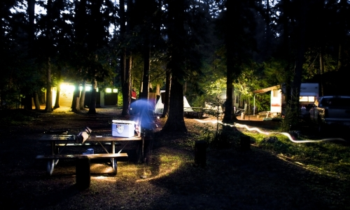 Fish Creek Campground Glacier National Park Alltrips