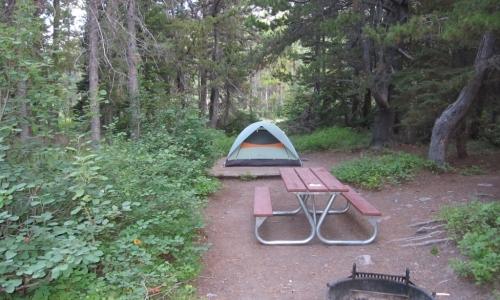 Many Glacier Campground Glacier National Park Alltrips