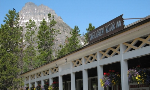 Swiftcurrent Inn