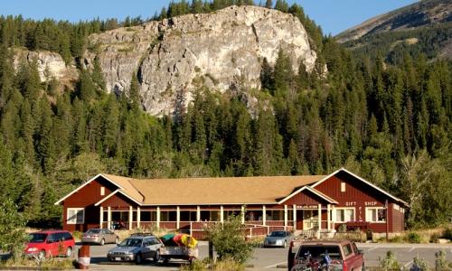 Rising Sun Motor Inn Cottages Glacier National Park