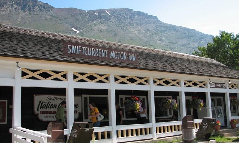 Swiftcurrent Motor Inn Cottages Glacier National Park