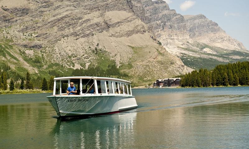 Glacier Boat Tour